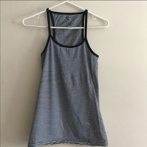 Old Navy Striped tank top Size small